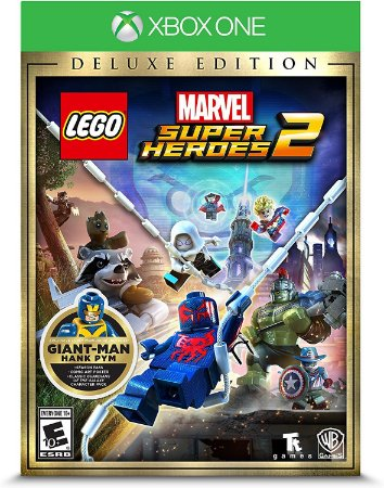 lego marvel super heroes deluxe - Xbox one