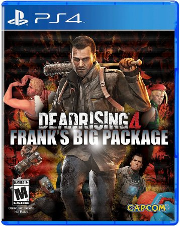 Dead Rising 4 (Frank's Big Package) - PS4