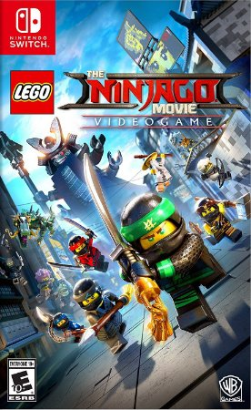 The Lego Ninjago Movie Videogame -  Switch