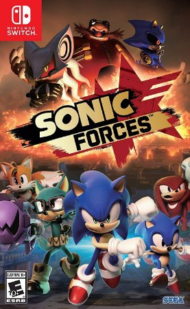 Sonic Forces (Bonus Edition) - Switch