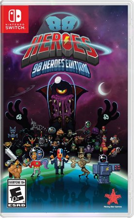 88 Heroes 98 Heroes Edition - Switch