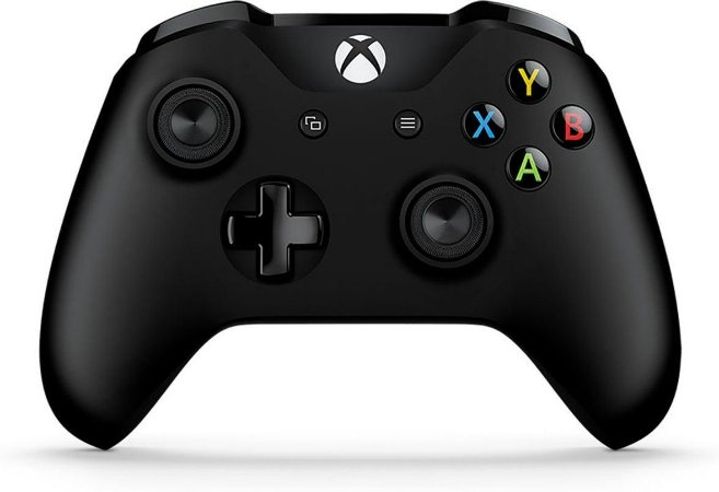 Controle Microsoft Preto - Xbox One S
