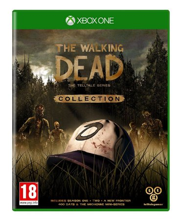 The Walking Dead - Telltale Series: Coleção - Xbox one