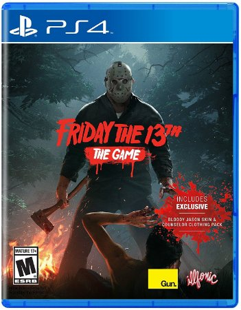 Friday The 13TH The Game - PS4