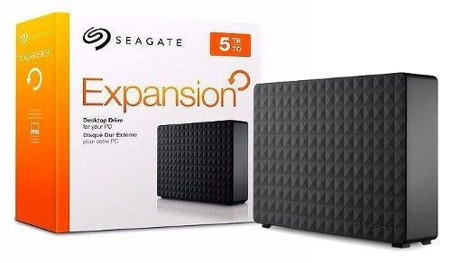 Hd Externo 5tb Seagate Expansion Usb 3.0