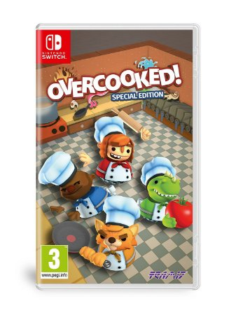 Overcooked Special Edition - Switch
