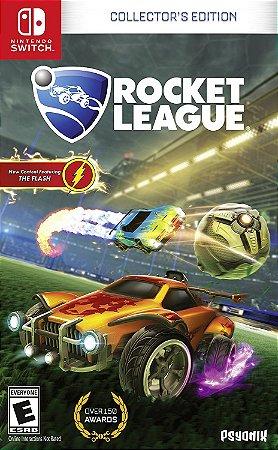 Rocket League Edição de Colecionador - Switch