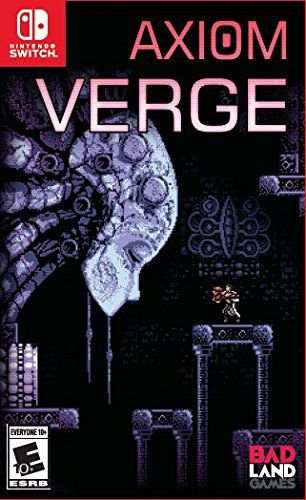 Axiom Verge: Multiverse Edition -Switch