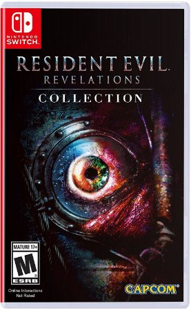 Resident Evil: Revelations Collection - Switch