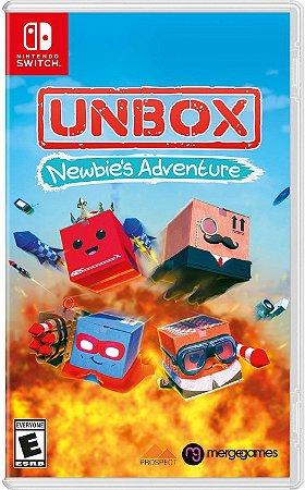 Merge Games Unbox Newbies Adventure -  Switch