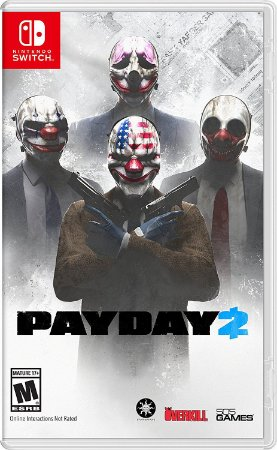 Payday 2 - Switch