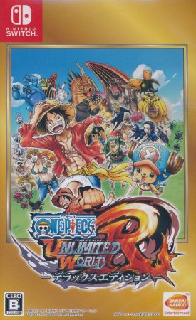 One Piece Unlimited World Red Deluxe Edition - Switch