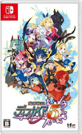 Disgaea 5: Complete - Switch