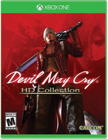Devil May Cry HD Collection -Xbox one