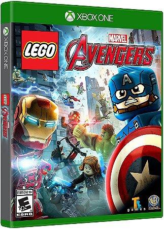 LEGO Marvel Vingadores Avengers - Xbox One