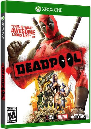 Jogo Deadpool: The Game - Xbox One