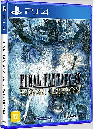 Jogo Final Fantasy XV (Royal Edition) - PS4