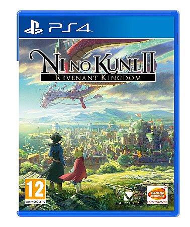 Jogo Ni no Kuni II: Revenant Kingdom - PS4
