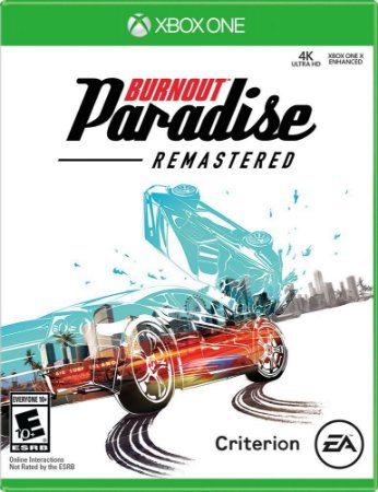 Burnout Paradise - Remastered - Xbox one