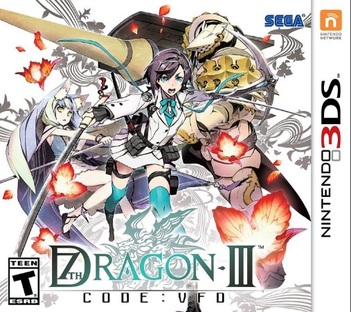 Jogo 7th Dragon III Code: VFD - 3DS
