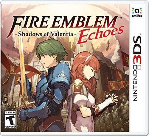 Jogo Fire Emblem Echoes: Shadows of Valentia - 3DS