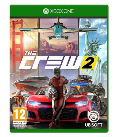 Game The Crew 2 - XBOX ONE