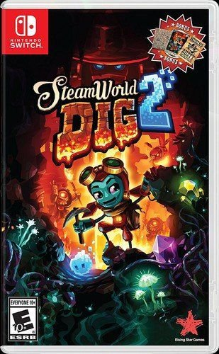 Steamworld Dig 2 - Switch