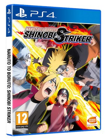 Jogo Naruto to Boruto: Shinobi Striker - PS4