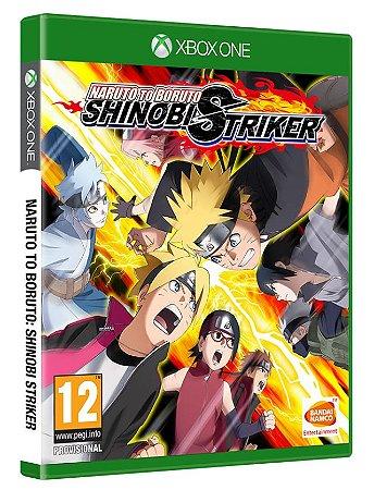 Jogo Naruto to Boruto: Shinobi Striker - Xbox One