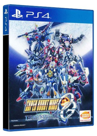 Super Robot Wars OG The Moon Dwellers (English) - PS4
