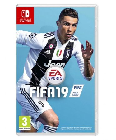 Jogo Fifa 19 (FIFA 2019) - Switch