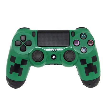 controle alta performance minecraft - PS4