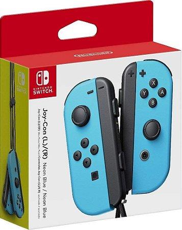 Nintendo Joy-Con (L/R) - Azul