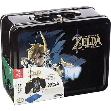 Kit Zelda Breath Wild Nintendo Switch Collectible Lunchbox