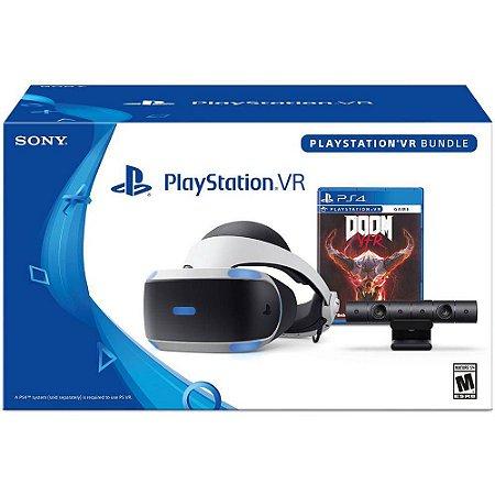PlayStation VR Doom Bundle - PS4 VR