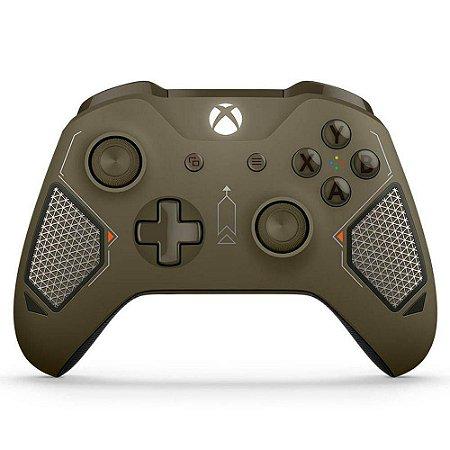 Controle Xbox One S Wireless Bluetooth Edição Especial Combat Tech - Microsoft
