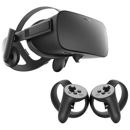 Óculus Rift Vr com controle Óculus Touch