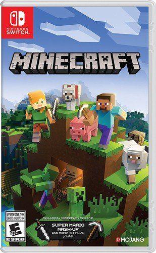 Game Minecraft - Switch