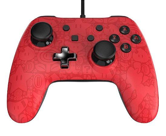 Controller Plus Super Mario - Switch