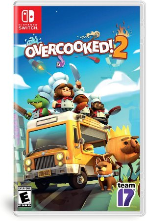 Overcooked! 2 - Switch