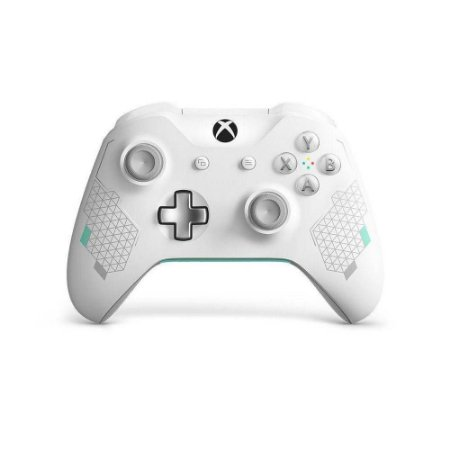 Controle Sem Fio Xbox One Sport White Special Edition