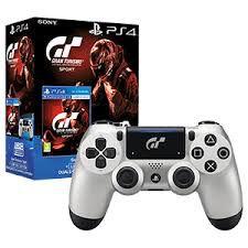 Controle Dualshock 4 Edição Limitada Gran Turismo Sport + jogo - Ps4
