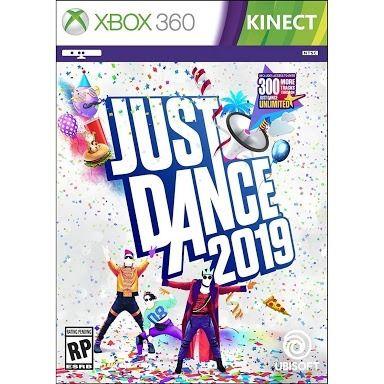 Jogo just dance 2019 xbox 360