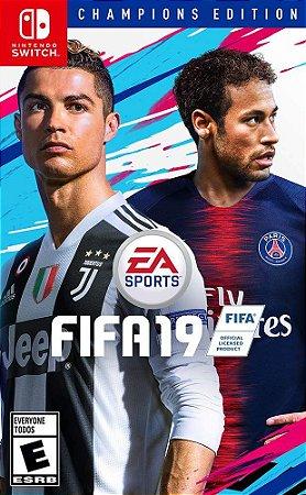 FIFA 19 Champions Edition - Switch