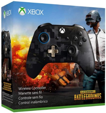 Controle Wireless Playerunknown's Battlegrounds Xbox One