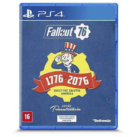 Fallout 76: Tricentennial Edition - PS4