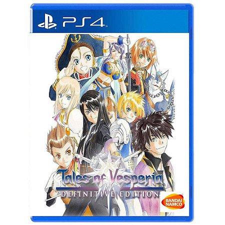 Tales of Vesperia Definitive Edition - PlayStation 4