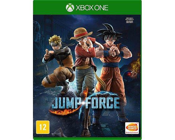 Game Jump Force  - Xbox One