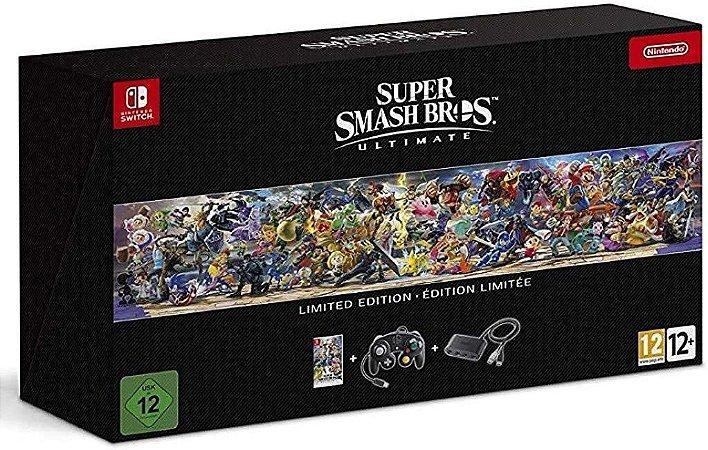 Super Smash Bros. Ultimate Edição Limitada - Switch