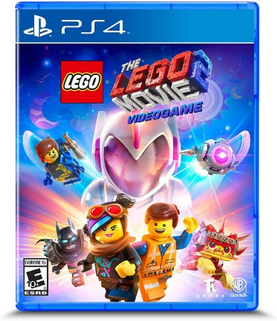 Jogo The LEGO Movie Videogame 2 - PS4
